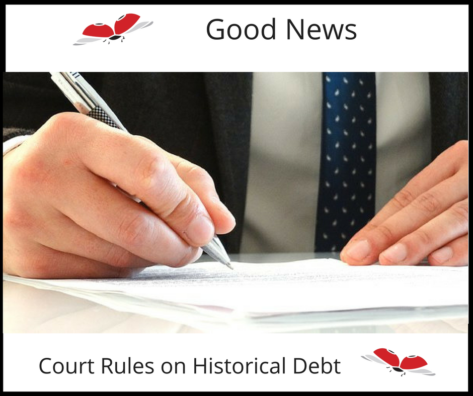 New Court Ruling